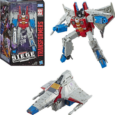 Transformers Hasbro War For Cybertron Siege Voyager Soundwave MISB