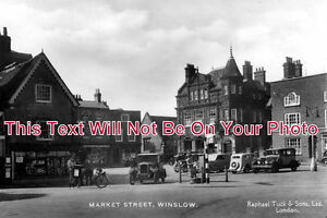 BU-141-Market-Street-Winslow-Buckinghamshire-6x4-Photo