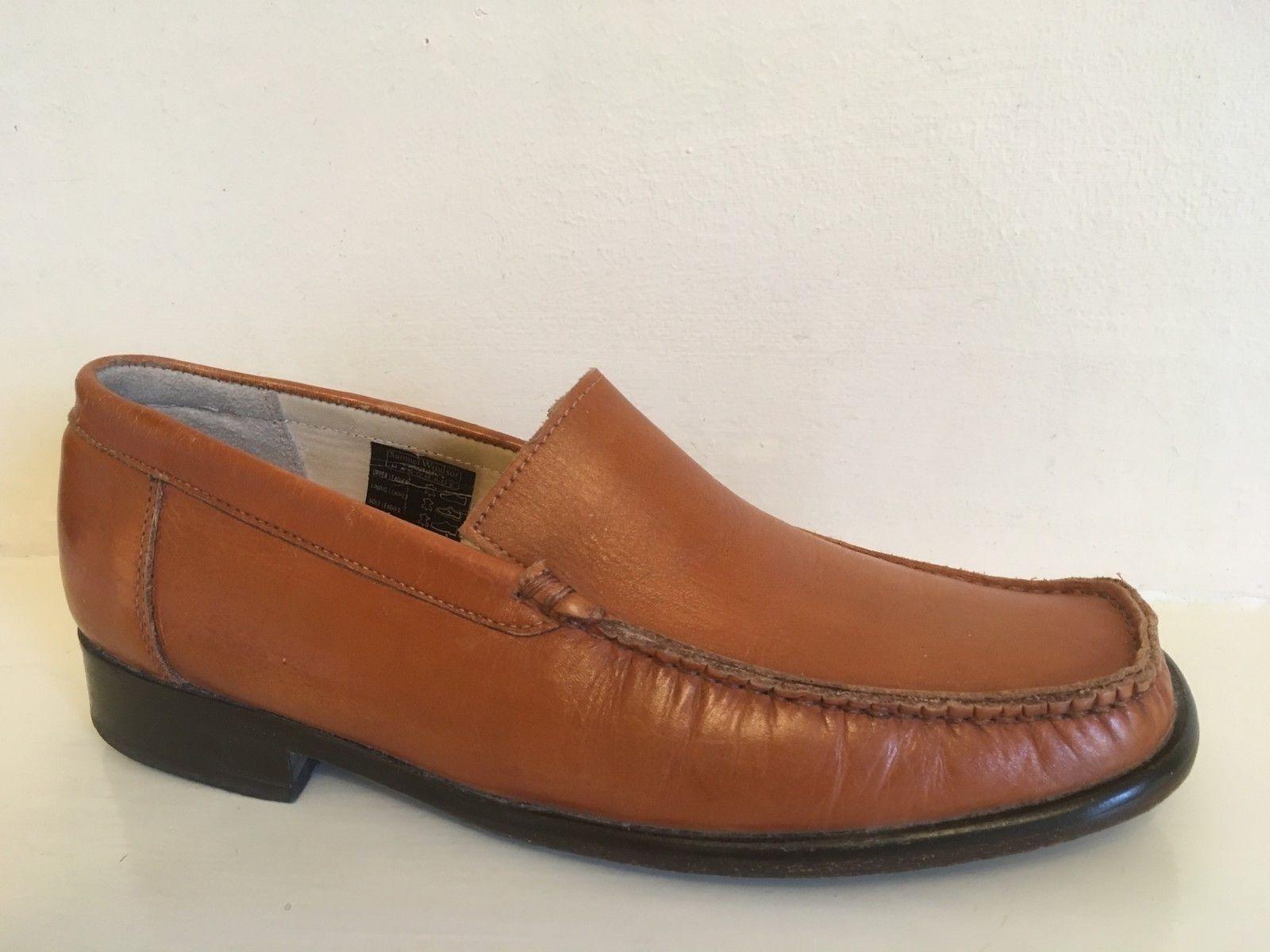 SchöN Mens Bnwob Sole 2 Sole Brown Slip On Shoes Size Eu 40 Kleidung & Accessoires Herrenschuhe