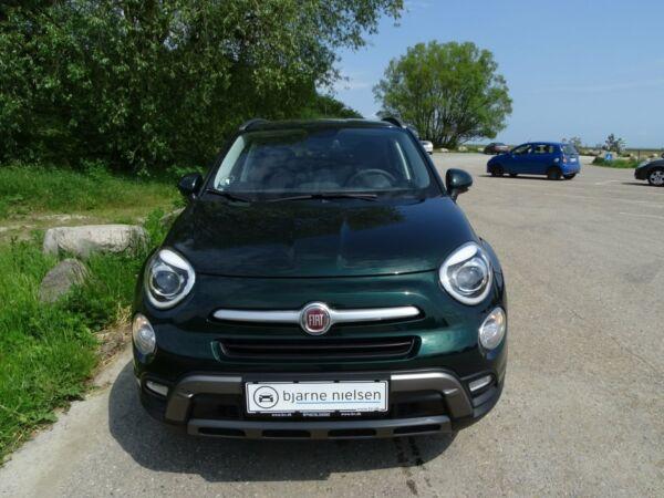 Fiat 500X 1,4 M-Air 140 Cross Plus Traction+ - billede 1