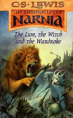 THE LION, THE WITCH AND THE WARDROBE (LIONS), C. S. LEWIS, Good Book