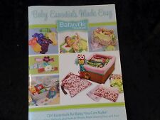 Babyville Boutique 35178 Totally Trainers Pattern Booklet