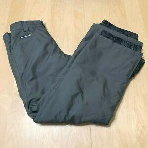 BODY-GLOVE-Youth-Size-12-Kids-Quality-Insulated-Snow-Ski-Pants-adjustable-waist
