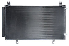 For 2017-2018 Toyota Sienna A//C Condenser Front