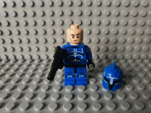 Lego Figur Star Wars SENATE COMMANDO CAPTAIN Sammelfigur 75088