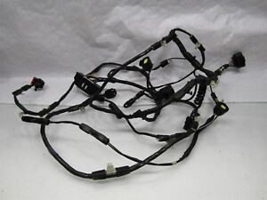 Details about Jeep Grand Cherokee WJ 99-04 rear tailgate hatch wiring on