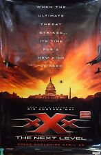 xXx 2 State of the Union Original 2005 Double Sided 27x40 Movie Poster Ice Cube