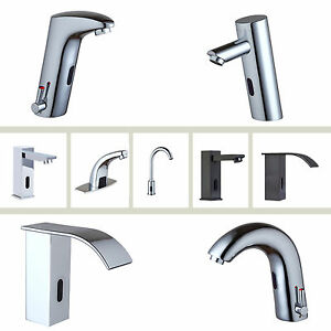 Automatic Sensor Hands Free Touchless Bathroom Kitchen