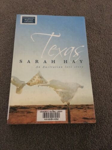 1 of 1 - Texas by Sarah Hay (Paperback, 2008)