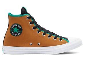 Scarpe da uomo Converse all star 170364C sneakers alte casual tela chuck taylor