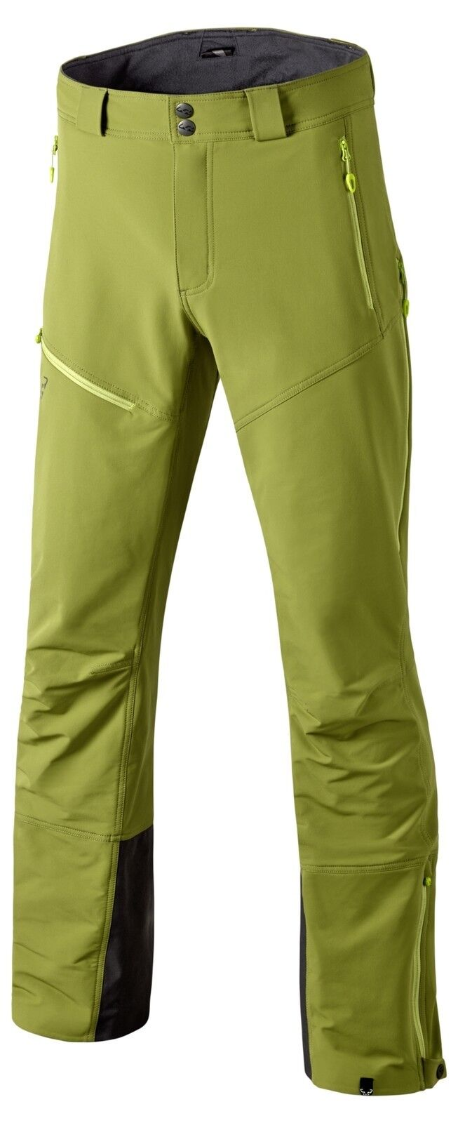NEW Dynafit Aeon Durastretch Softshell Mojo Yellow Mens Large Ski  Pants Msrp 250  save up to 30-50% off