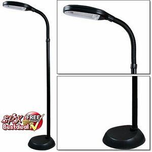 floor lamp light shade reading adjustable home office