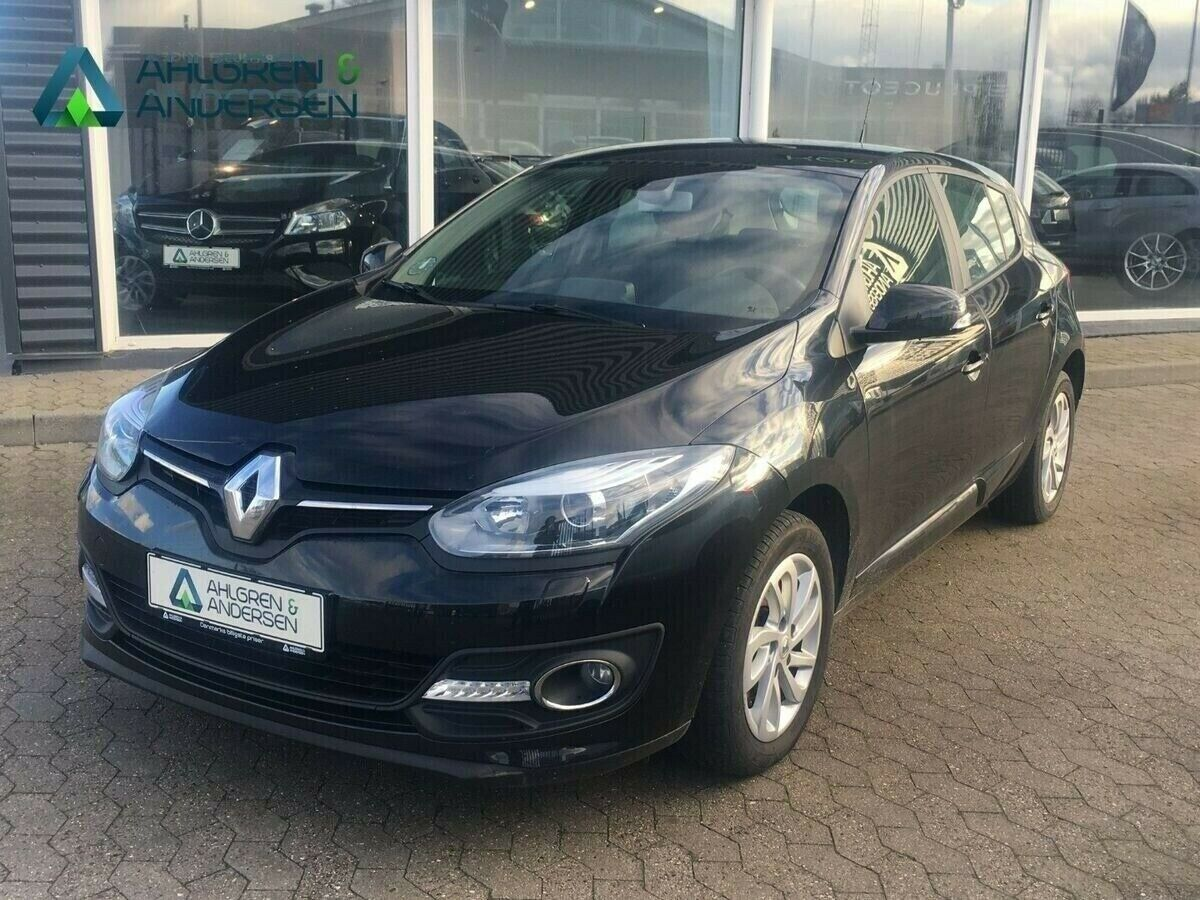 Renault Megane III 1,2 TCe 115 Expression ST 5d