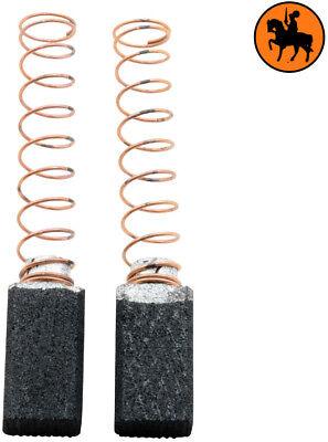 Balais de Charbon pour AEG Ponceuse SB2-600 5x8x14mm