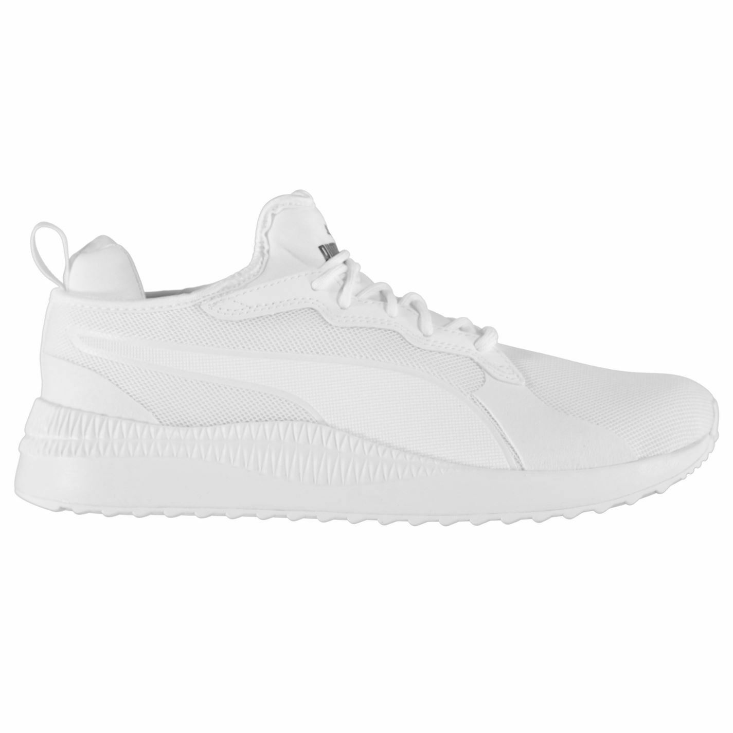 Puma Pacer Next Trainers Mens White Sports shoes Sneakers Sneakers Sneakers d0e810