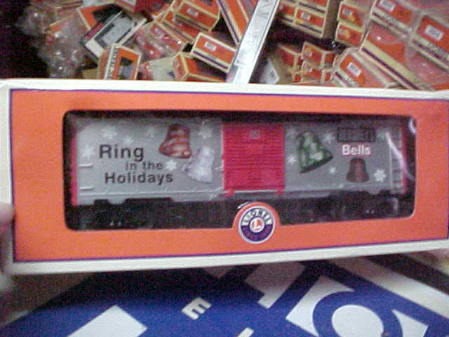 Lionel,,,,   26489 ------ hershey weihnachten bell waggons