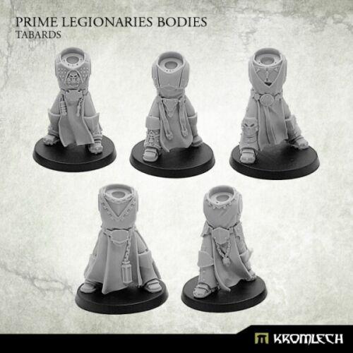 Tabards Kromlech Bitz KRCB212 5x Prime Legionaries Bodies