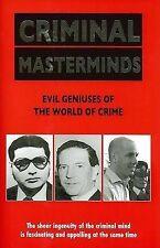 Anne Williams, Vivian Head, Sebastian C. Prooth Criminal Masterminds Very Good B