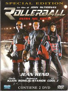 ROLLERBALL-ENTRA-NEL-GIOCO-2-DVD-USATO-OTTIMO