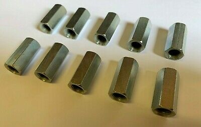 """Imperial Brake Pipe Line Joiner Connector Repair Straight Union 3//8 Unf 3//16/"""""""