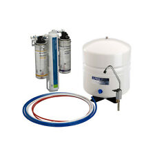 Pentair Everpure LVRO 75HE Reverse Osmosis Water Purifier Filter System/Faucet