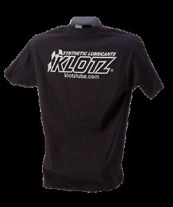 Klotz KL-713 (Black Short Sleeve) Men's/Women's T-Shirt Size S M L XL 2XL 3XL