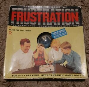 Frustration Spare Parts Vintage Peter Pan Edition 1960s