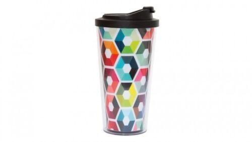 Remember Gobelet Thermos Coffee to Go Hexagon