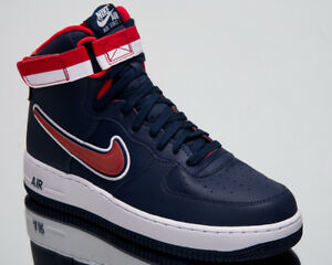 f109cecd6e65 Nike Air Force 1 High  07 LV8 Sport NBA Wizards Men New Midnight ...
