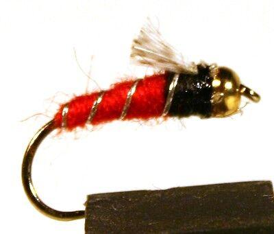 4-pack Wet flies ICE FLIES Pick a size Watson´s Fancy