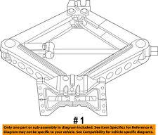 JEEP OEM 52126103AB Jack Assembly Turnbuckle