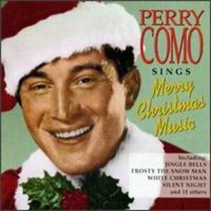 Perry Como Sings Merry Christmas Music: Used   eBay