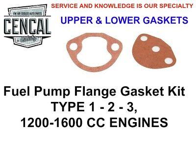 113127311 and 113127313 BUG BUS GHIA VW FUEL PUMP GASKET SET