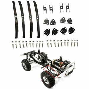 1-10-Leaf-Springs-Highlift-Chassis-Kit-for-D90-Axial-SCX10-RC-Crawler-Car-Parts