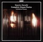Maurice Durufl': Complete Organ Works Super Audio Hybrid CD (CD, Jun-2004, CPO)