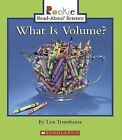What Is Volume? by Lisa Trumbauer (Paperback / softback, 2006)