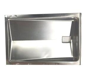 Weber Genesis Drip Tray Grease Pan Stainless 67758