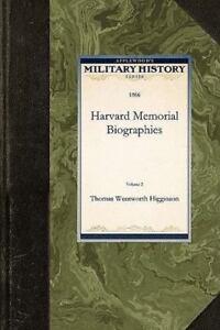 Harvard-Memorial-Biographies