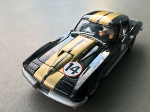 "Carrera Digital 132 30689 Chevrolet Corvette Sting Ray /"" Corps Chassis Photos"