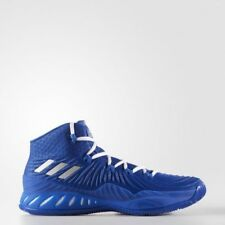 new product 5738e 6548d adidas Crazy Explosive 2017 Royal Blue White Basketball Shoes BY3770 Men Sz  10.5
