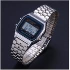 Casio A158W-1 Wrist Watch for Men/Women