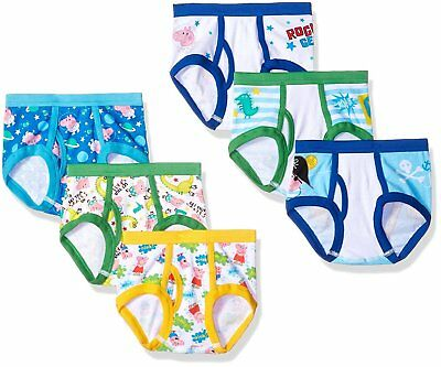 4T NEW DISNEY PIXAR BRIEFS ASSORTED CHARACTERS 7-pack Toddler Boys Sizes 2T//3T