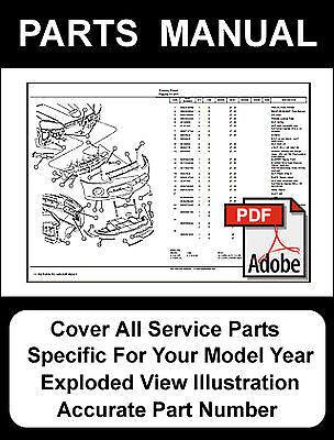 1991 1996 DODGE STEALTH 3 0L ENGINE SERVICE REPAIR MAINTENANCE PARTS MANUAL EBay