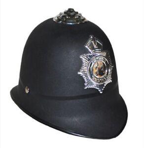 Caricamento dell immagine in corso Elmetto-da-poliziotto-inglese -in-plastica-cappello-da- 2cdba0d931a1