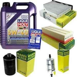 Inspektionskit-Filter-LIQUI-MOLY-Oil-5L-5W-40-For-Audi-Tt-8J3-1-8-TFSI