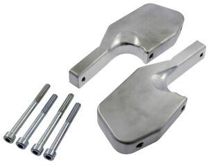 Footrest-Adapter-Pillion-CNC-Silver-for-Vespa-GTS-I-e-300-ZAPM45200-4T-LC-12
