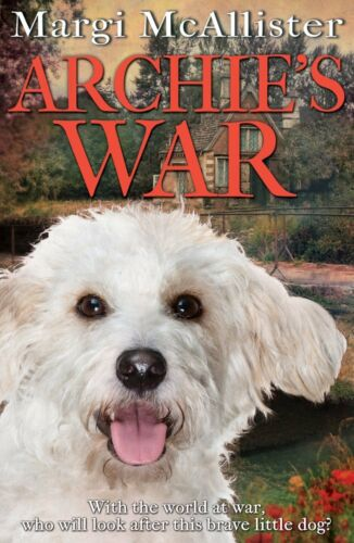 1 of 1 - Archie's War, Margi McAllister, Very Good condition, Book