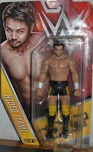 Wrestling-WWE-Figur-Hideo-Itami-NXT-Basic-Series-56-Mattel-OVP