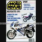 MOTO REVUE N°2957-b ★ Poster BOL D'OR 1990 ★ YAMAHA FZR 600 1000 XTZ 660 FJ 1200