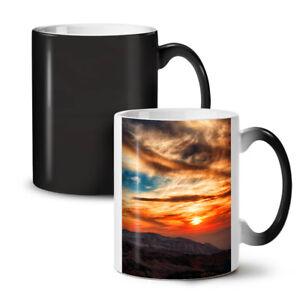 Evening Mountain Nature NEW Colour Changing Tea Coffee Mug 11 oz | Wellcoda